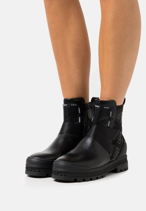 KELLY 07 - Classic ankle boots - black