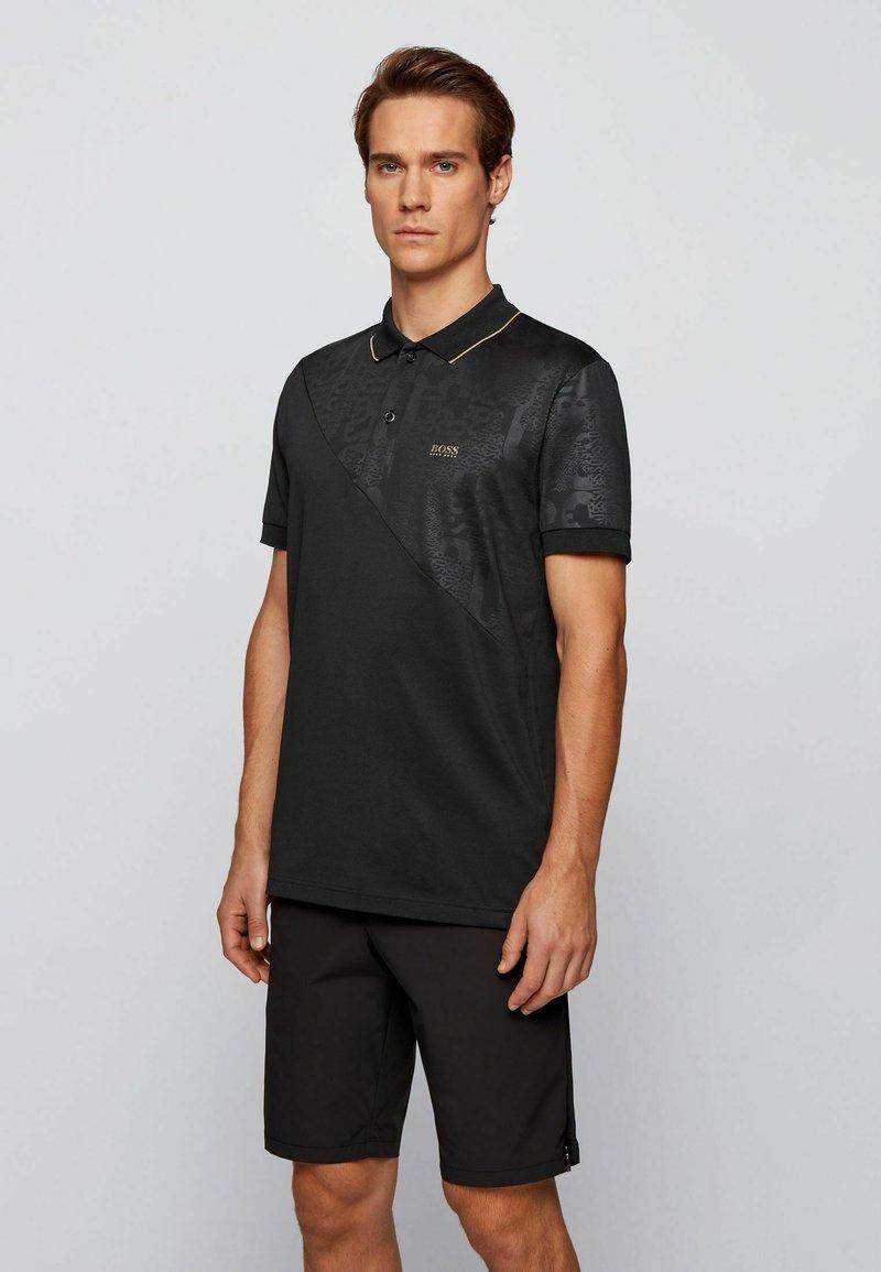 BOSS - Polo shirt - black