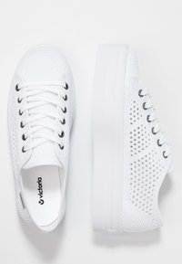 Victoria Shoes - BARCELONA TRICOT - Tenisky - blanco - 3