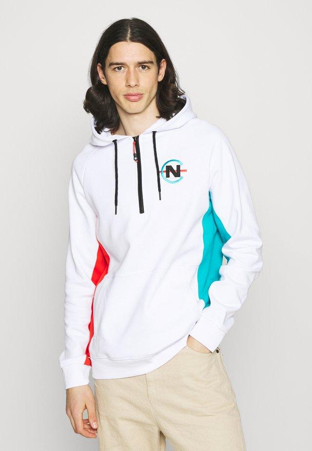 OAKUM - Sweater - white