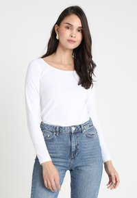 Esprit - Long sleeved top - white - 0