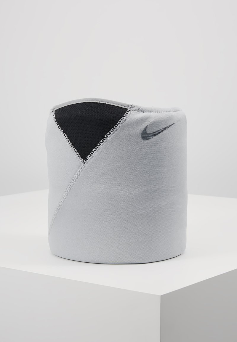 Nike Performance - THERMA SPHERE ADJUSTABLE NECK  - Szalik komin - wolf grey/black/anthracite/metallic cool grey