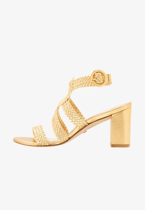VICKY  - Sandals - gold