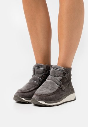 MARCEL - Kotníková obuv - pesca/bistro