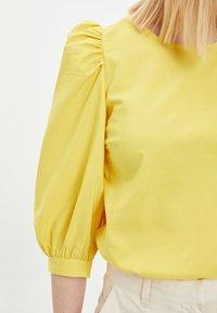 DeFacto - Blouse - yellow - 3