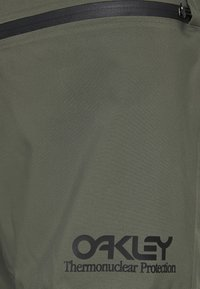 Oakley - LINED SHELL PANT - Snow pants - new dark brush - 5