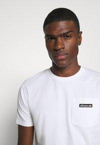 Ellesse - MELEDO - T-shirts basic - white - 3