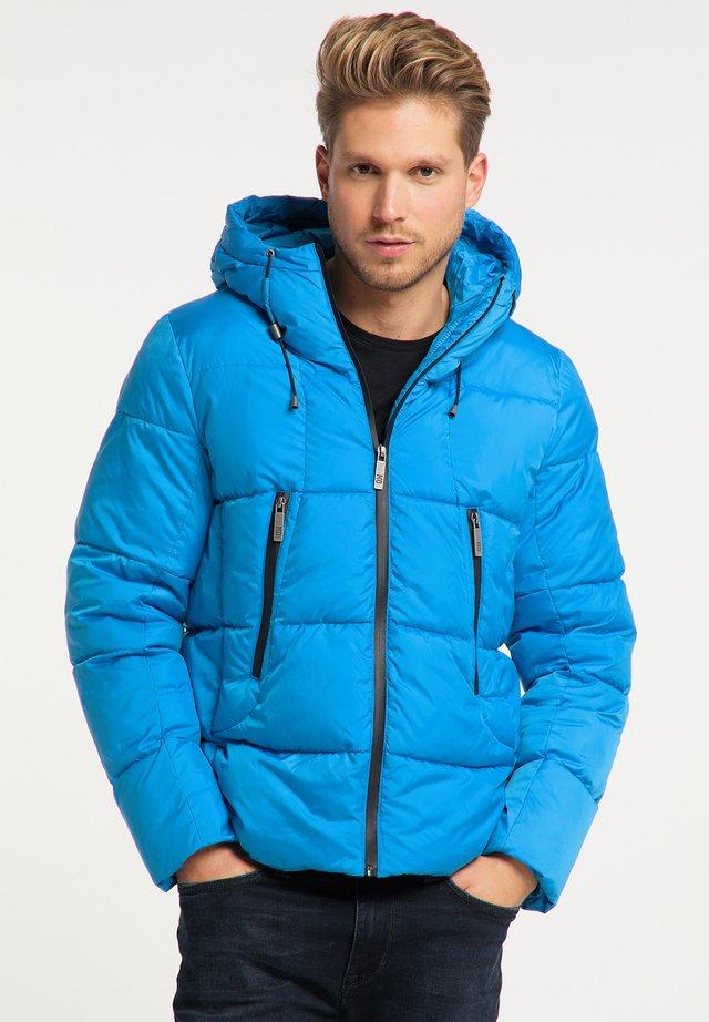 Zimní bunda - blau