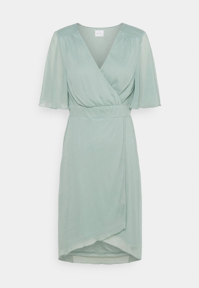 VIRILLA 2/4 SLEEVE DRESS - Cocktail dress / Party dress - jadeite