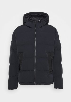 ROCHESTER OUTDOOR HOODED JACKET - Winter jacket - black