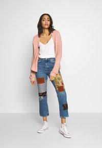 Free People - POPPY PATCH - Bootcut jeans - blue - 1