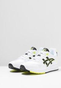 ASICS - GELSAGA - Sneakers - white/black - 2