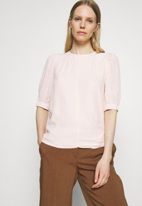 Marks & Spencer London - PLAIN PUFF SLEEVE - Basic T-shirt - light pink - 0