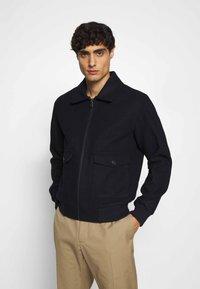 Serge Pariente - GABRIEL - Light jacket - navy - 2