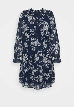 VMMIA DRESS - Shirt dress - navy blazer