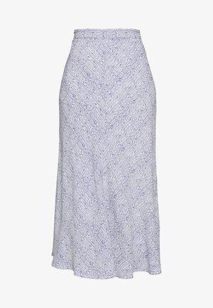 GRANITE MY SKIRT - A-line skirt - blue