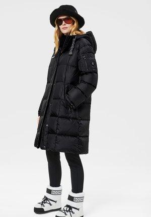 FERGY - Down coat - schwarz