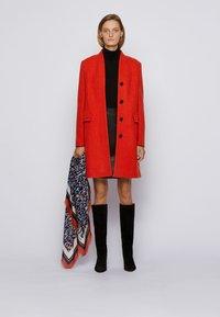 BOSS - A-line skirt - black - 1