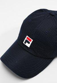 Fila - SAMPAU - Cap - peacoat blue - 4