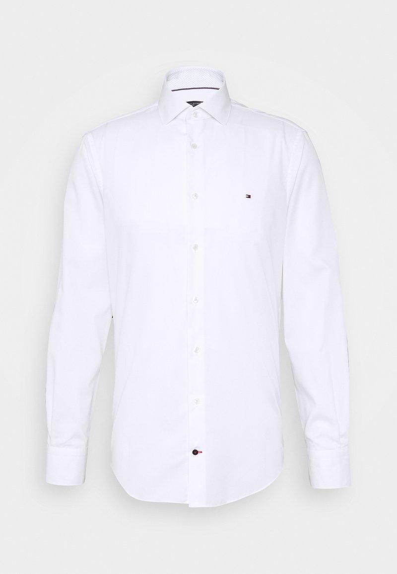 Tommy Hilfiger Tailored - Camicia elegante - white