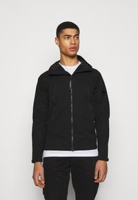 C.P. Company - OUTERWEAR MEDIUM JACKET - Lehká bunda - black - 0