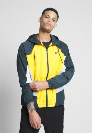 SIGNATURE - Training jacket - university gold/seaweed/light smoke grey