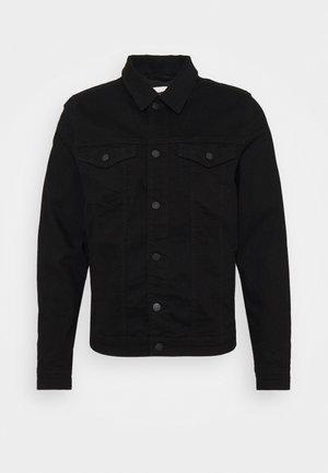 PERFECT LUXE PERFORMANCE - Džínová bunda - rinse black