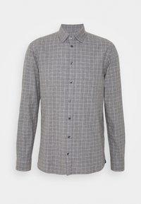 Casual Friday - ANTON - Shirt - light grey melange - 0