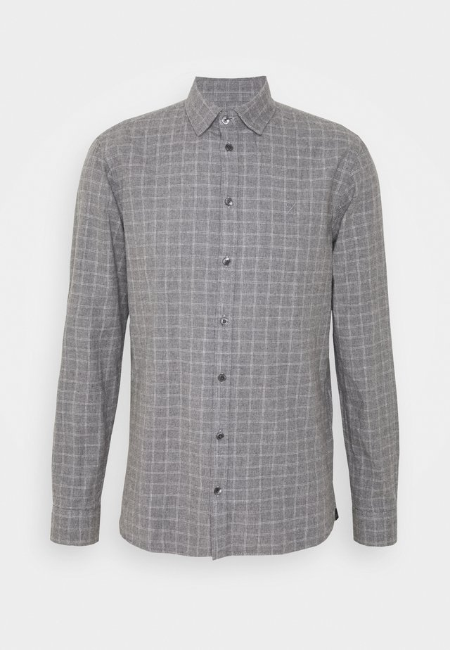 ANTON - Chemise - light grey melange