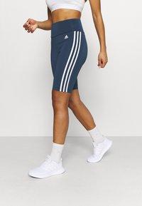 adidas Performance - Medias - navy/white - 0