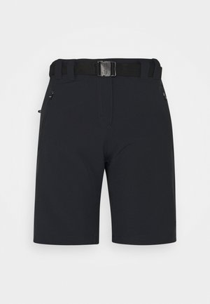 WOMAN BERMUDA - Outdoor shorts - antracite