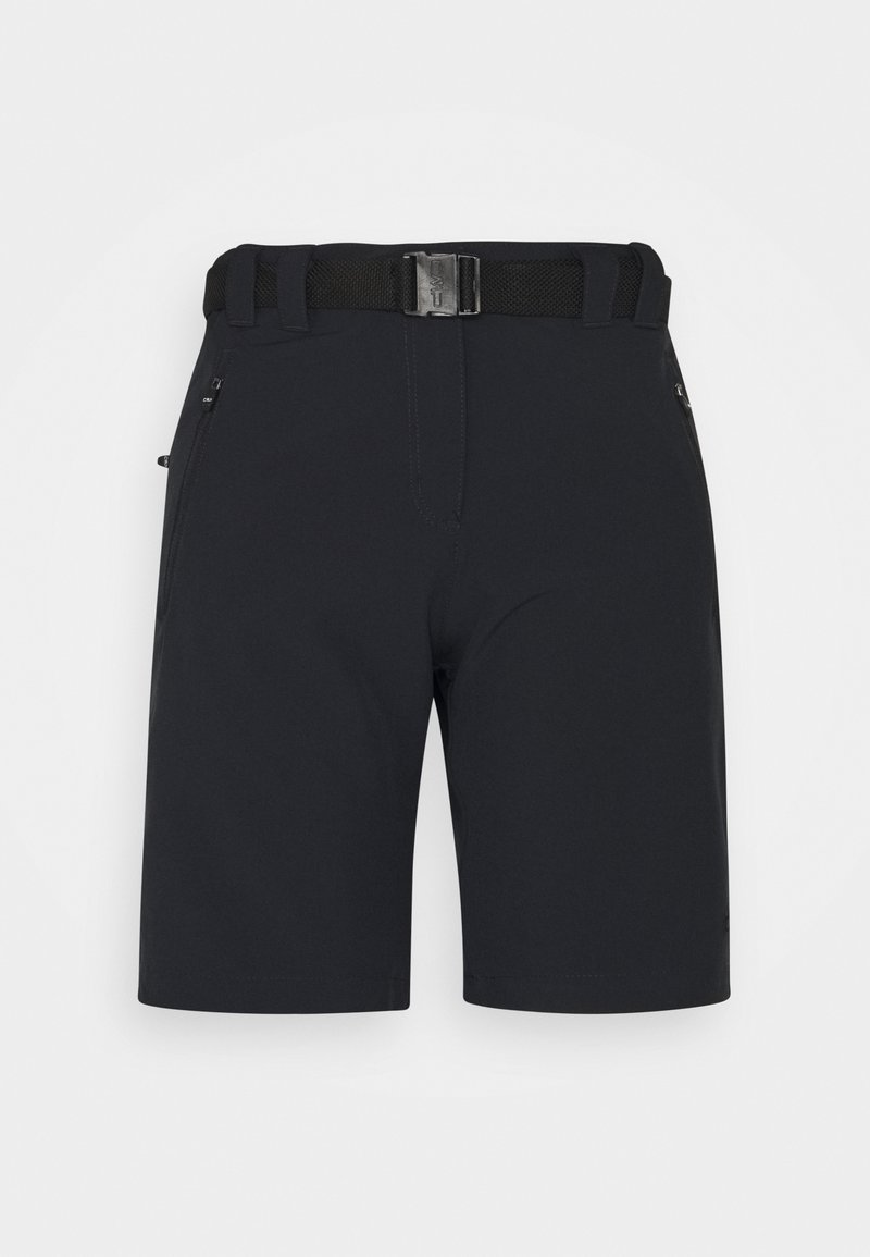 CMP - WOMAN BERMUDA - Outdoor shorts - antracite