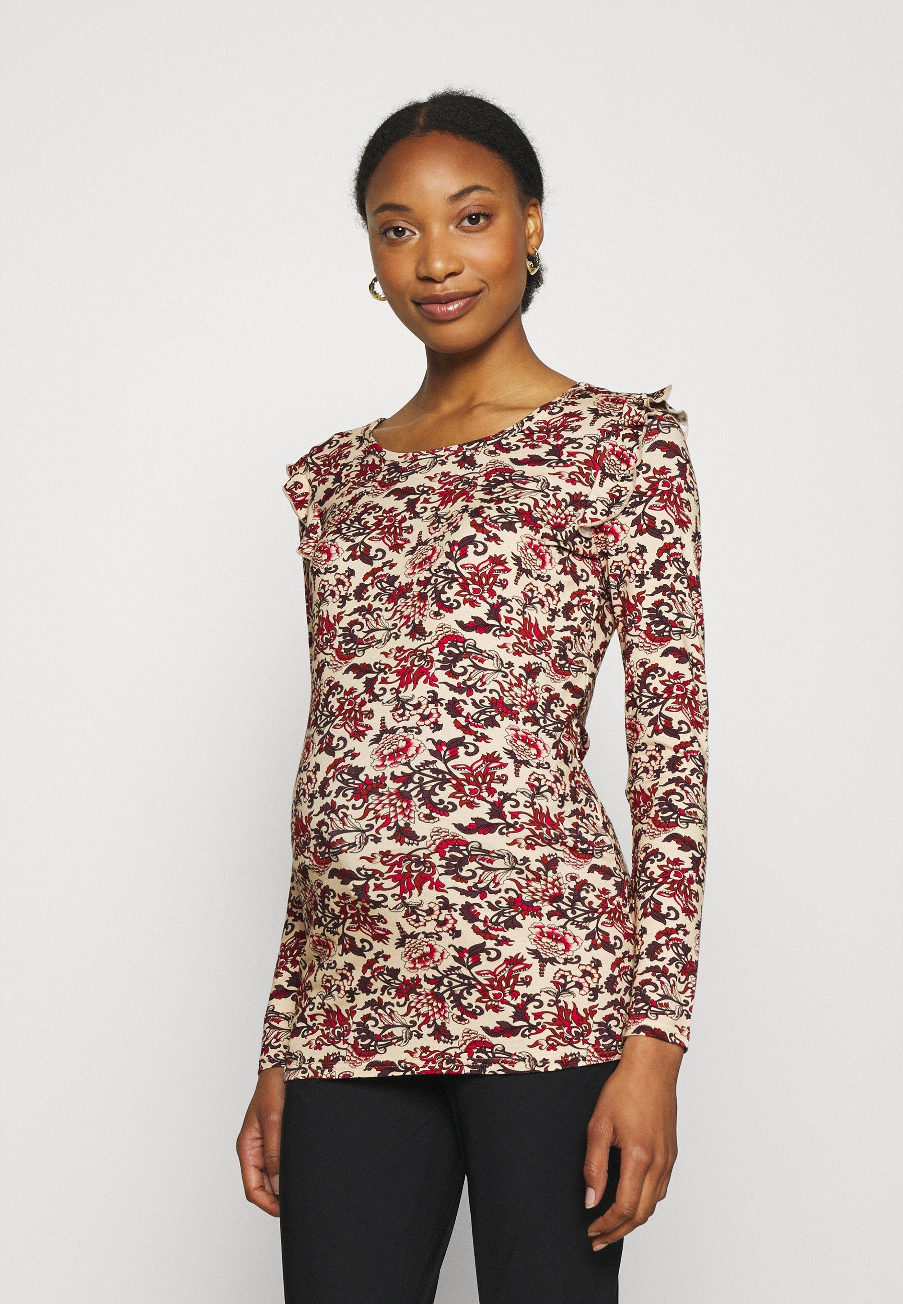 Women TEE HASKINS - Long sleeved top