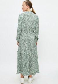 Trendyol - Maxi dress - green - 2