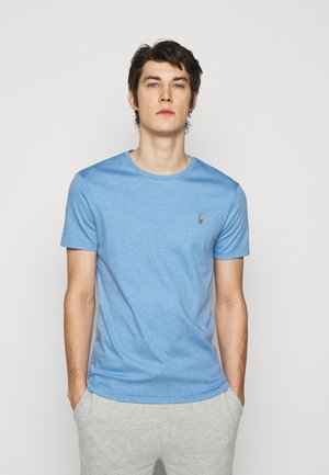 PIMA - T-shirt basic - soft royal heather
