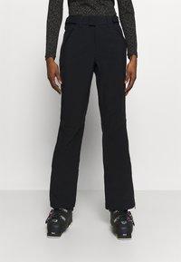 Oakley - WOMENS PANT - Pantalón de nieve - blackout - 0