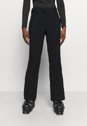WOMENS PANT - Snow pants - blackout