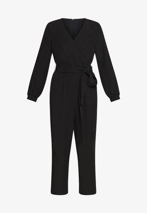 CROPPED  - Jumpsuit - black