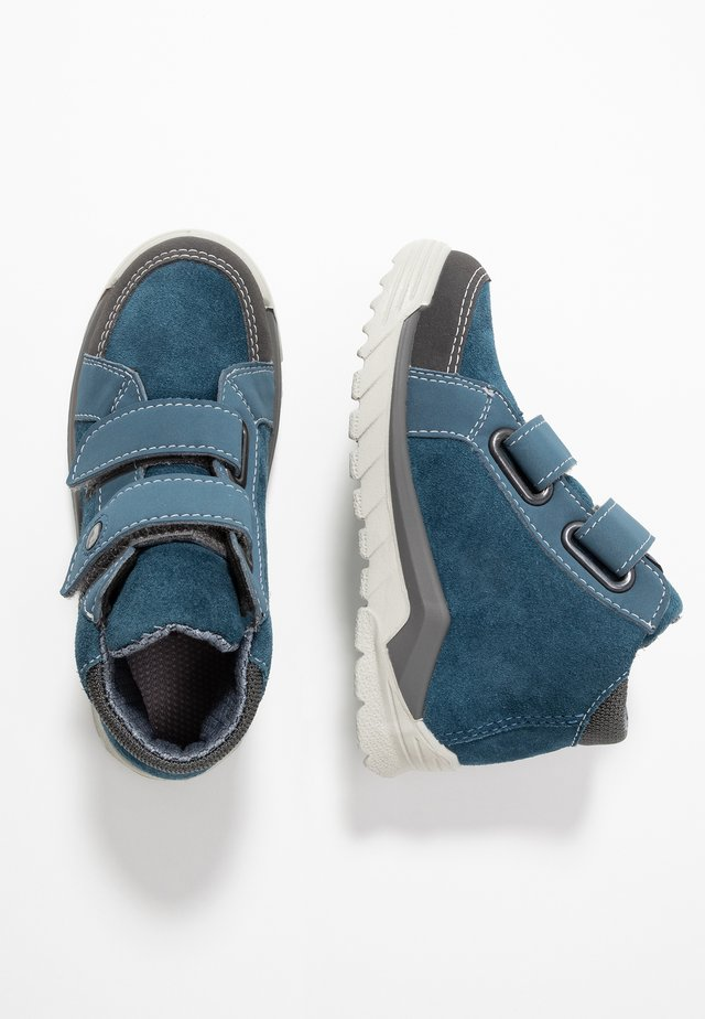 NEVIO - Classic ankle boots - pavone