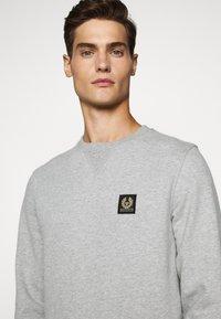 Belstaff - Sweater - grey melange - 5
