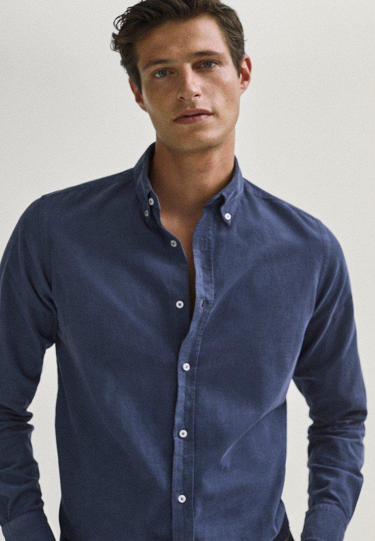 Massimo Dutti - Overhemd - light blue