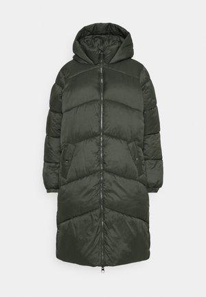 VMUPSALA LONG JACKET  - Winter coat - peat
