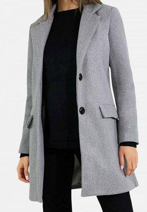 Manteau court - gris