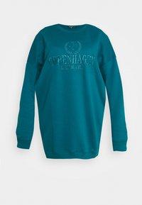 PLUS DRESS COPENHAGEN - Kjole - green