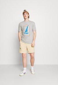 Newport Bay Sailing Club - BOAT 2 PACK - Print T-shirt - dark blue/grey marl - 1