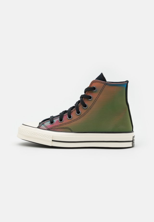 CHUCK 70 IRIDESCENT UNISEX - High-top trainers - black/multicolor/white