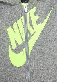 Nike Sportswear - SUEDED FUTURA JOGGER SET - Trainingspak - dark grey heather - 3