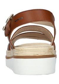 Mephisto - Wedge sandals - braun - 1