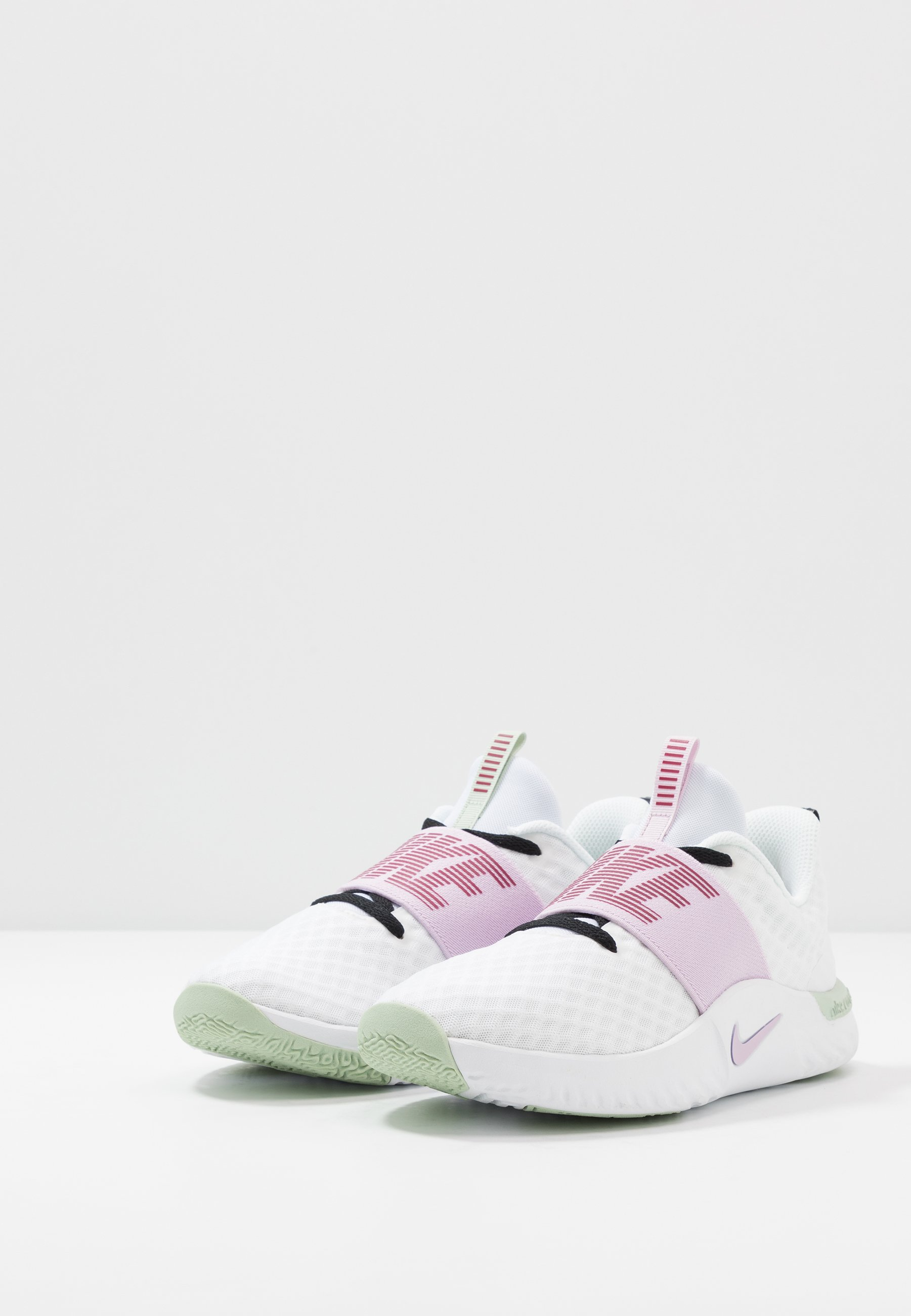 Nike Performance RENEW IN-SEASON TR 9 - Chaussures d'entraînement et de fitness - white/iced lilac/black/noble red/pistachio frost