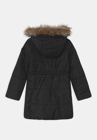GAP - GIRL WARMEST - Winter coat - true black - 1